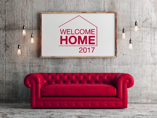Branche Welcome Home Tour 2017 Ein Rotes Sofa Auf Reisen