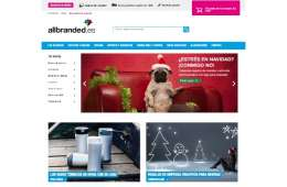 allbranded opened online shop opened in Spain