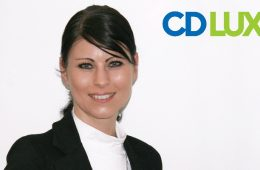 Neue Key Account Managerin bei CD-LUX