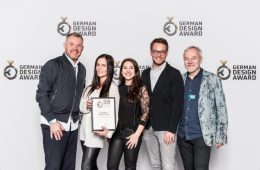 koziol gewinnt German Design Award