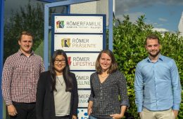 Fourfold increase in the Römer family