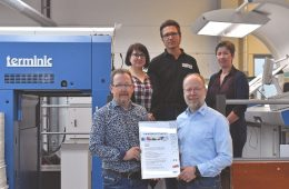 terminic: PSO certified for the 6th time