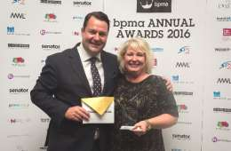 Willsmer Wagg has won a BPMA Award