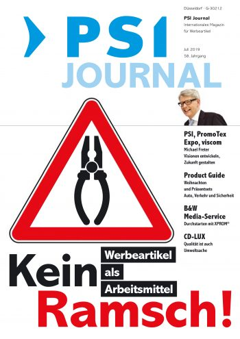 PSI Journal Ausgabe 07/2019