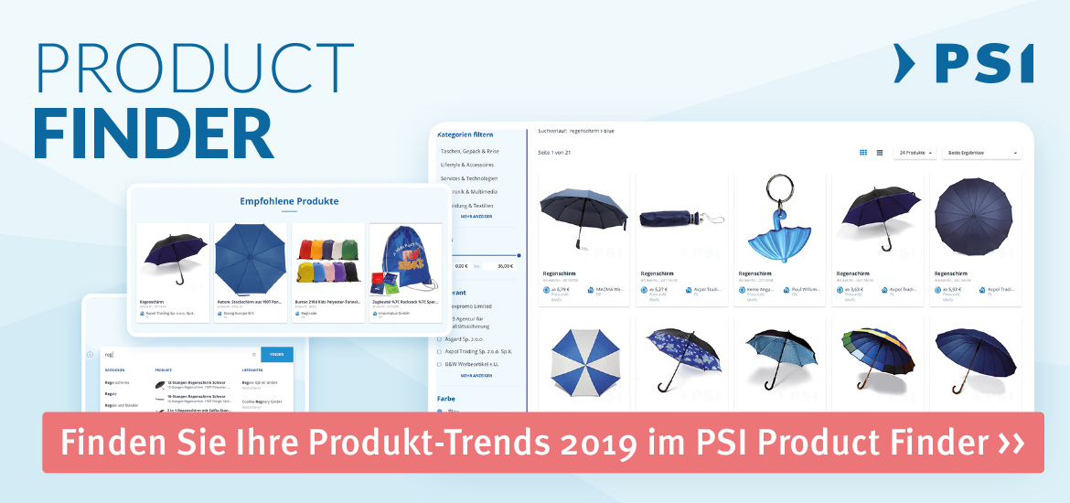 PSI Product Finder